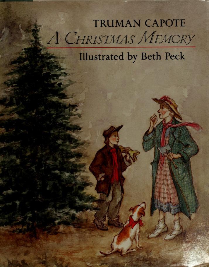 CHRISTMAS MEMORY PKG by Beth Peck